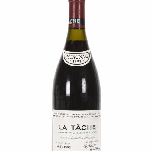 1BLA TACHE (Grand Cru) (2 cm; w.T.H. Light; back label slightly dirty; a few cap…