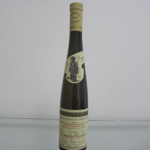 Alsace, Domaine Weinbach, Clos des Capucins 2003, cuvée Laurence, Gewurztraminer…