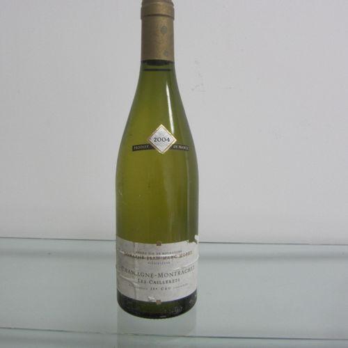 Bourgogne, Chassagne Montrachet Les Caillerets 1er Cru 2004, Domaine Jean Marc M…