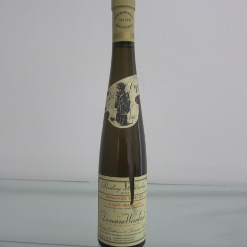 Alsace, Domaine Weinbach, Clos des Capucins, riesling schlossberg, vendanges tar…