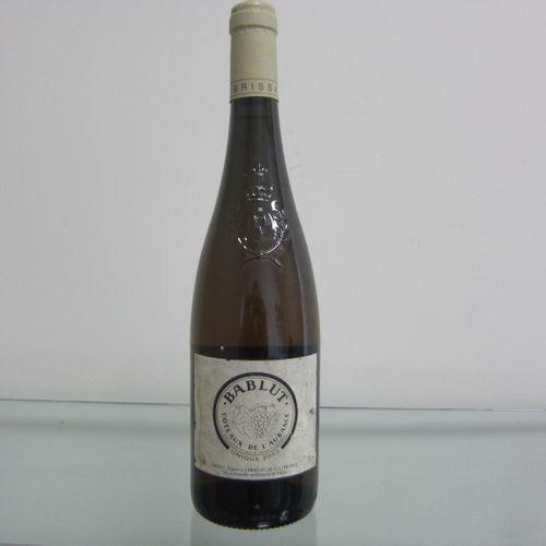 Anjou, Domaine de Bablut, Coteaux de l'Aubance, Unique 2003, étiquette correcte,…
