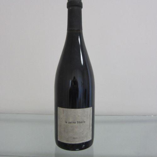Côtes du Roussillon, La Petite Sibérie 2003, étiquette correcte, bon niveau