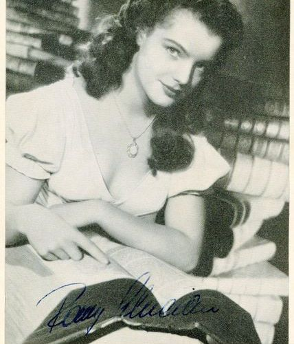 EUROPEAN CINEMA: Selection of vintage signed postcard photographs by various Eur…