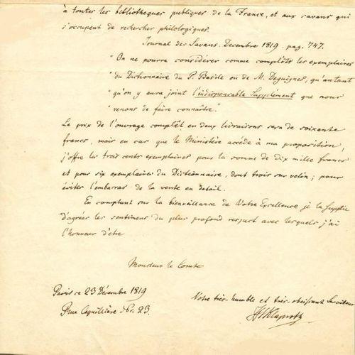 KLAPROTH JULIUS HEINRICH: (1783 1835) German Linguist, Ethnographer, Explorer an…