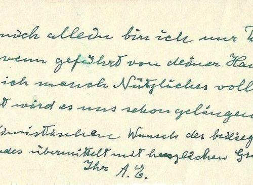 EINSTEIN ALBERT: (1879 1955) German born Theoretical Physicist, Nobel Prize winn…
