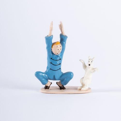 HERGÉ, Georges Rémi dit (1907 1983) Pixi 4556 Tintin series N°3. Tintin, Snowy g…