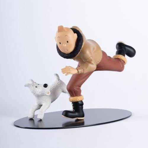 """HERGÉ, Georges Rémi dit (1907 1983) Moulinsart 45937, 2000 ex. Tintin Aviateur """"…"""
