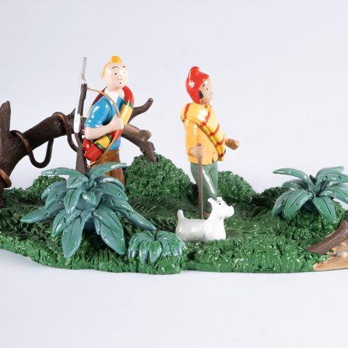 HERGÉ, Georges Remi dit (1907 1983) Pixi Tintin série N°3 (1996), Réf.4574, LE T…
