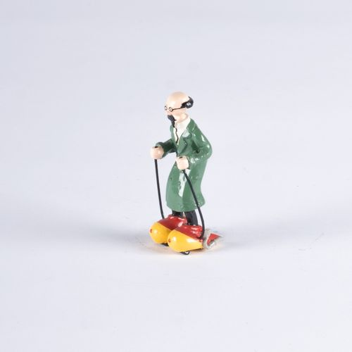 HERGÉ, Georges Remi dit (1907 1983) Pixi Tintin série N°2 (1990), Réf.4507, COKE…