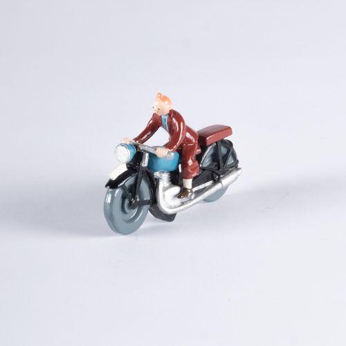 HERGÉ, Georges Remi dit (1907 1983) Pixi Tintin série N°2 (1991), Réf.4512, LE S…