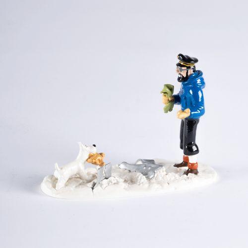 HERGÉ, Georges Remi dit (1907 1983) Moulinsart Plomb / Collection Classique (Avr…