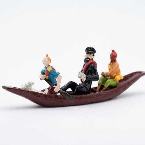 HERGÉ, Georges Remi dit (1907 1983) Pixi Tintin série N°2 (1991), Réf.4520, LE T…