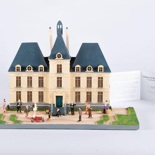 HERGÉ, Georges Remi dit (1907 1983) Moulinsart Plomb (Mai 2005) 2ème Collection,…