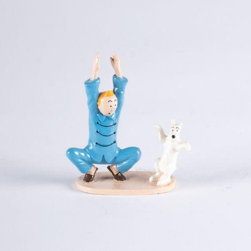 HERGÉ, Georges Remi dit (1907 1983) Pixi Tintin série N°3 (1994), Réf.4556, L'OR…