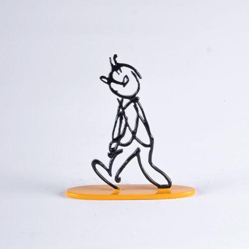 HERGÉ, Georges Remi dit (1907 1983) Moulinsart Plomb / Collection Sculpture (Nov…