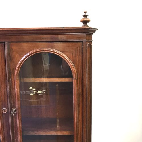 A mahogany and mahogany veneer happiness of the day. It opens with a drawer in t…
