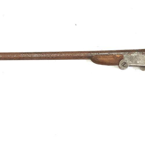 Carabine mono coup pliante calibre 28, percussion centrale par chien extérieur, …