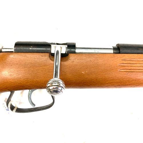 Carabine de chasse mono canon calibre 12 mm, fabrication stéphanoise, canon de 6…