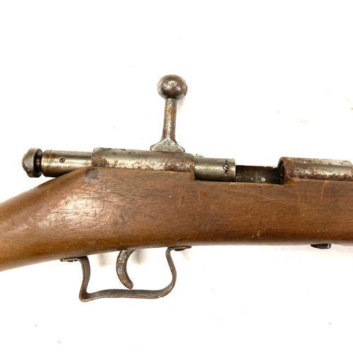 Carabine de chasse mono coup à verrou, calibre 9 mm Flobert, canon de 56 cm, LT …
