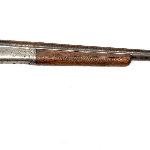 Fusil de chasse SIMPLEX breveté SDG, modèle 26 P, Manufrance Saint Etienne, modè…