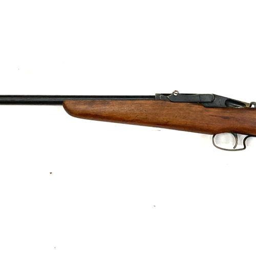 Carabine de chasse mono coup système DAMON calibre 9 mm Flobert, canon de 65 cm,…