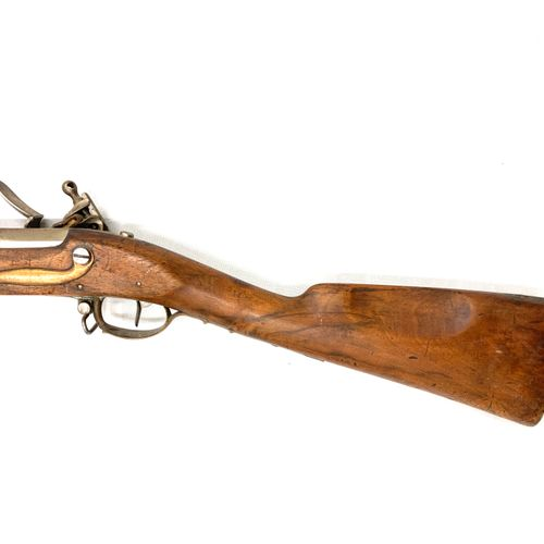 Manufacture royale de Saint Etienne Grand fusil de garde nationale à baïonnette …