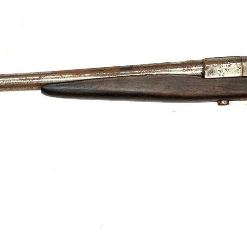 Carabine type Stopvis Verney Carron Saint Etienne, calibre 16 65, canon de 70 cm…