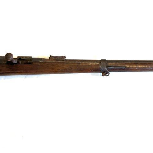 Fusil GRAS modèle 1874 de cadet, canon rayé de 70 cm, calibre 11 mm Cadet (carto…
