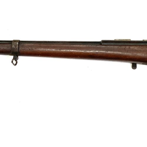 Fusil de chasse mono coup issu de la transformation d'un fusil GRAS modèle 1874,…