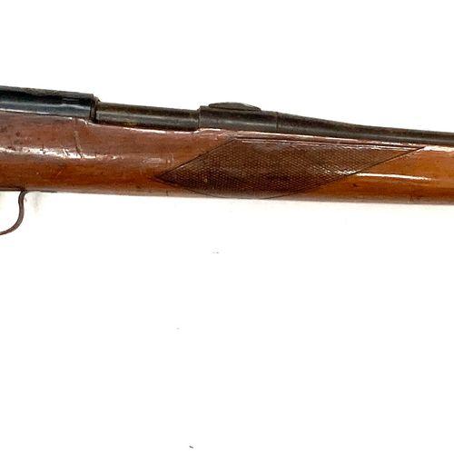 Carabine de chasse mono coup MAS calibre 12 mm, culasse à percussion annuaire ra…