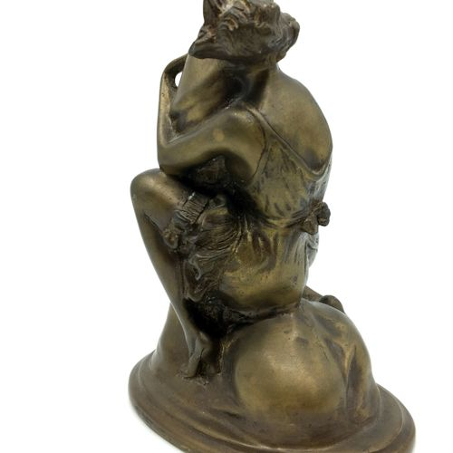Bruno ZACK (1891 1935), after. The Tree of Life, 20th century. Bronze, height, 1…