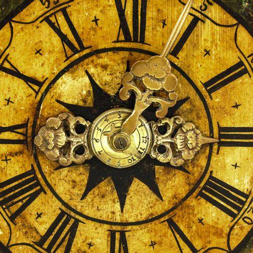 A Dutch Wall Clock Friesland, c. 1800