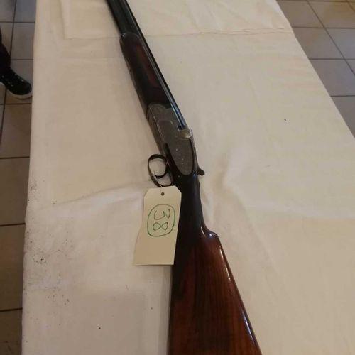 贝雷塔步枪叠加手动可拆卸锁 S03 EL型 单弹头12号枪n°31012