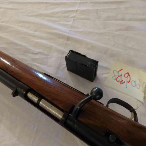 马林12型栓动步枪,带3发弹夹 92厘米枪管 编号22742274