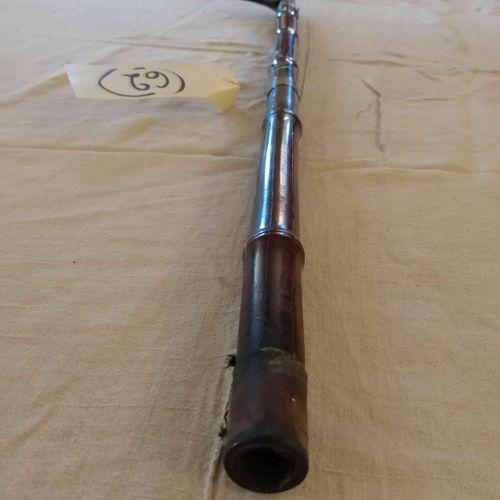 1个12毫米K2步枪杆 ****