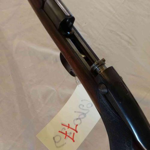 Fusil VERNEY CARON Stopvis Cal.12 Monocoup Canon 76 n°154