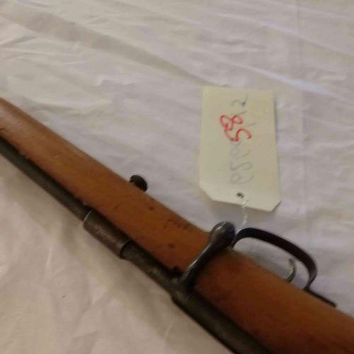 Carabine ST ETIENNE 9mm n°75270 Bon état