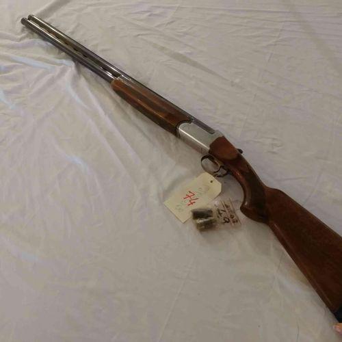 ROTA SAREZZO superimposed rifle Cal.12 Vented band ejector 4 chockes inter n°115…