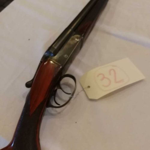 Fusil ROBUST 222 Juxtaposé Cal. 16 n°542336