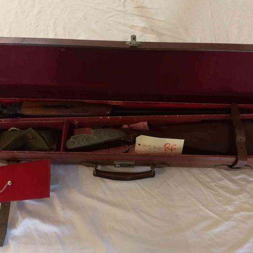 ZOLI叠加式步枪Cal.12反锁假体 雕刻 4个卡口间 n°70394