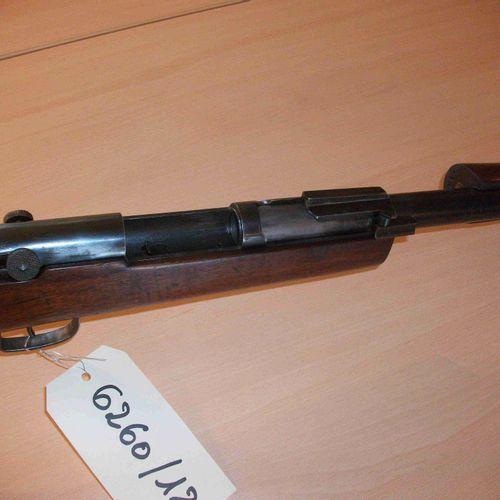 Manufrance 14mm Magnum Rafale步枪的特殊开口改造 n°3703