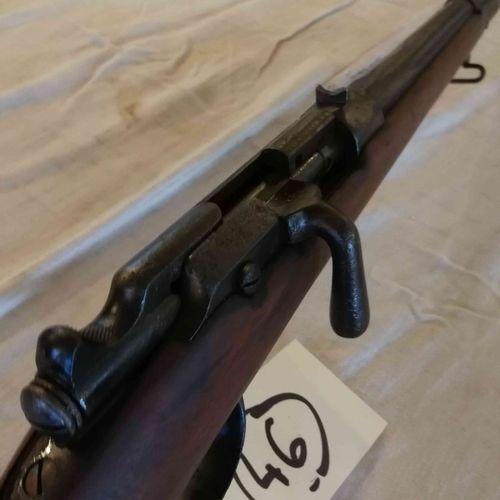 Carabine MANUFRANCE Chatellerault Cal. 12 n°866 74