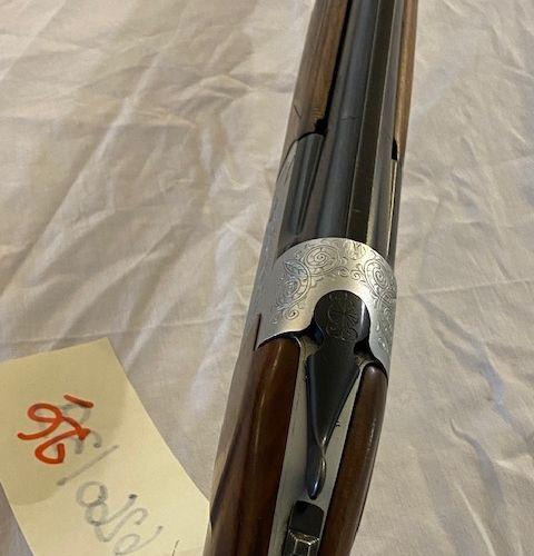 Fusil FALCOR superposé Cal.12 Mono détente éjecteur Crosse neuve Grade 3 n°23524…