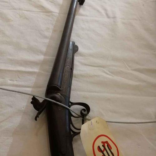 双管猎枪n°T22