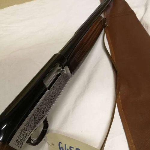 Fusil Automatique FARMS BRESCIA Cal. 12 Made in Italy n°14530 + sacoche cuir