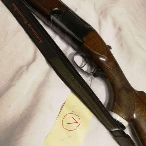 Fusil superposé LUIGI FRANCHI FALCONET Cal. 12 n°5035368 Brescia Made in Italy E…