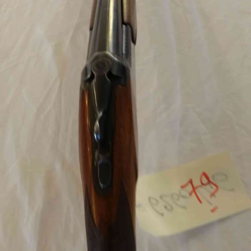 Fusil BROWNING B25 Chasse Bande ventillée pleine Cal.12 n°57134
