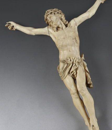 Pierre Louis Modeste Poisson (1807 c.1880) dit Pierre Julien  Crucifixion : Chri…