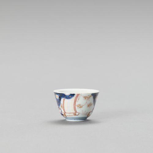 A SMALL IMARI PORCELAIN CUP A SMALL IMARI PORCELAIN CUP Japan, Edo period (1615 …