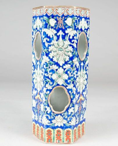 Pair of Chinese Porcelain Vases Pair ofchinese Porcelain Vases, 18.Th Century , …